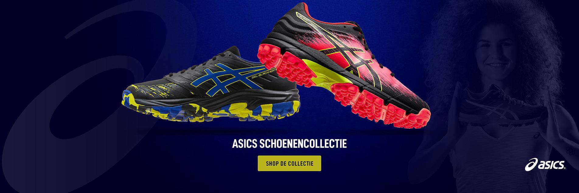 Asics schoenen