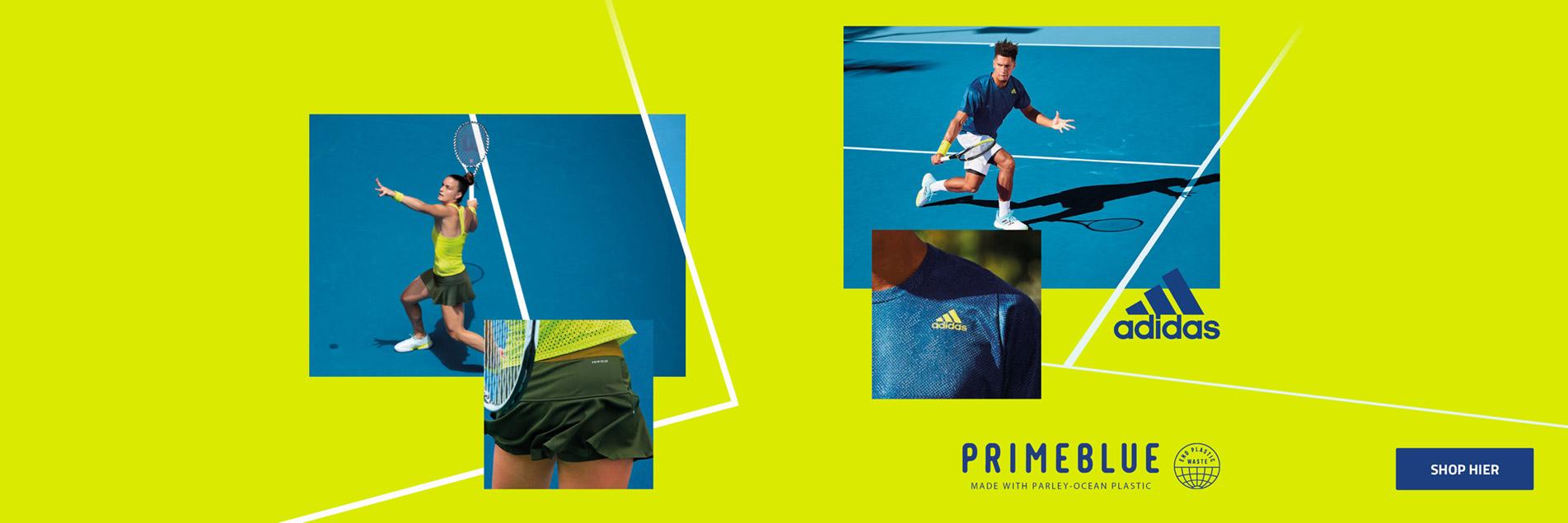 adidas Tennis x Primeblue