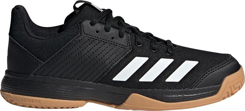 Adidas Performance Ligra Youth 6 zaalsportschoenen zwart/wit kids online kopen
