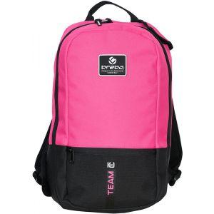 Brabo Backpack Team TC Junior Zwart/Roze