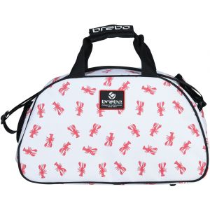 Brabo Shoulderbag Lobster Wit/Rood