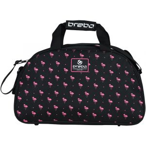 Brabo Shoulderbag Flamingo Zwart