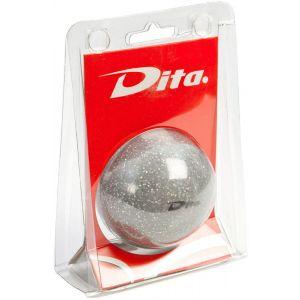 Dita Glitter Bal Zilver 1 St.