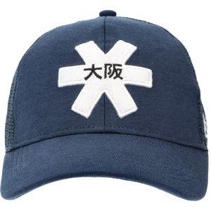 Osaka Trucker Cap Navy/Wit