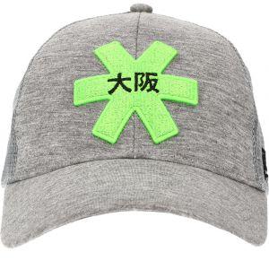 Osaka Trucker Cap Grijs/Groen