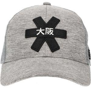 Osaka Trucker Cap Grijs/Zwart