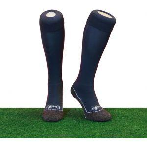 Hingly Sokken Grijs Blauw