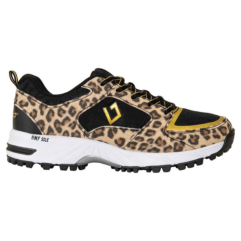 Brabo Schoenen Tribute Leopard Zwart Junior online kopen