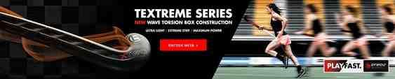 Brabo TeXtreme sticks